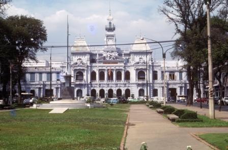 Saigon City Hall 1969
