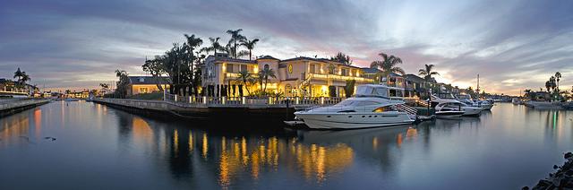 Back Bay, Newport Beach
